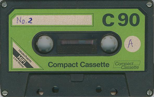 Cassette 022-2
